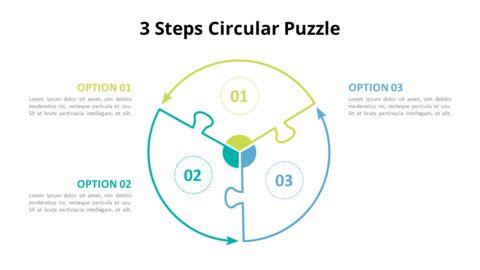 Arrow Circular Process Diagram_13