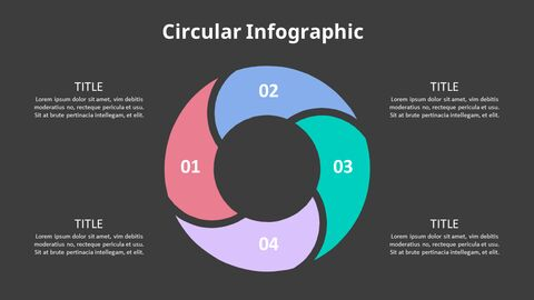 Arrow Circular Process Diagram_18