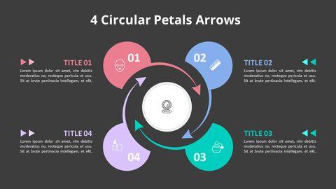 Arrow Circular Process Diagram_24