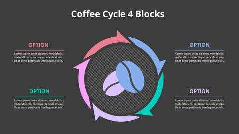 Arrow Circular Process Diagram_25