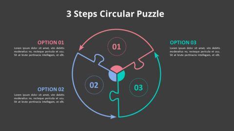 Arrow Circular Process Diagram_26