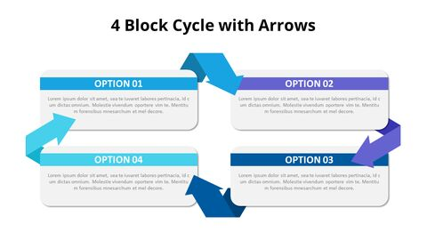 Diverse Arrow Cycle Diagram_12