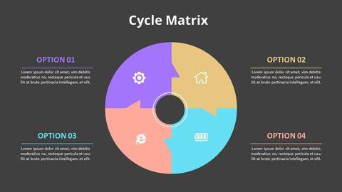 Diverse Arrow Cycle Diagram_14