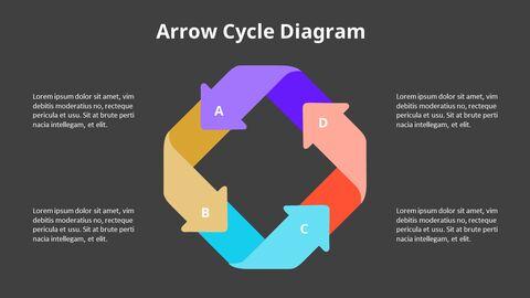 Diverse Arrow Cycle Diagram_16