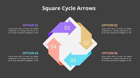 Diverse Arrow Cycle Diagram_18