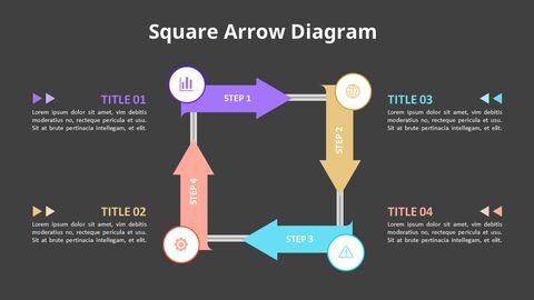 Diverse Arrow Cycle Diagram_19
