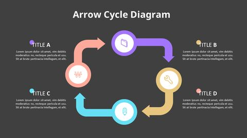 Diverse Arrow Cycle Diagram_21