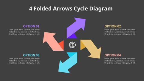 Diverse Arrow Cycle Diagram_23
