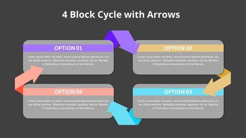 Diverse Arrow Cycle Diagram_24