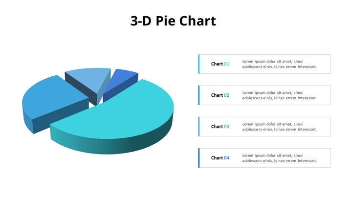 Exploded Pie Chart and List_01