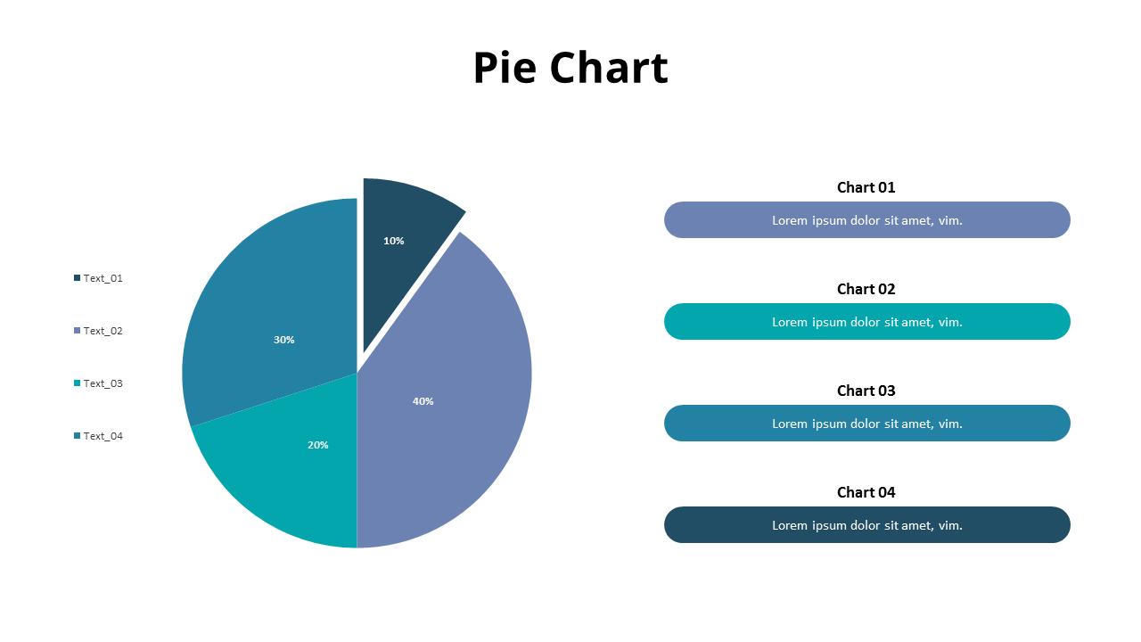 Business Kreisdiagramm Vorlage Fur Graphen