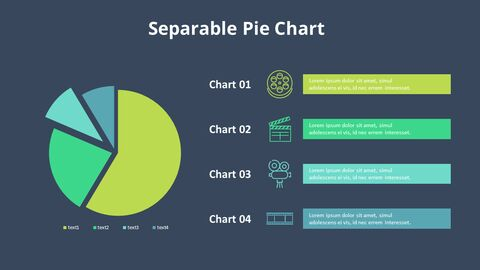 Exploded Pie Chart and List_13