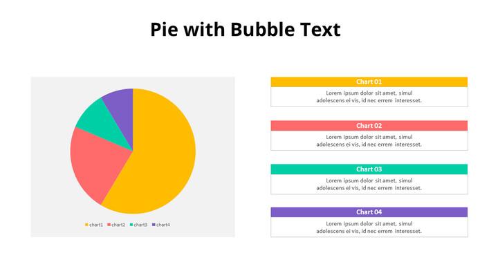 텍스트 상자가있는 파이 그래프_01