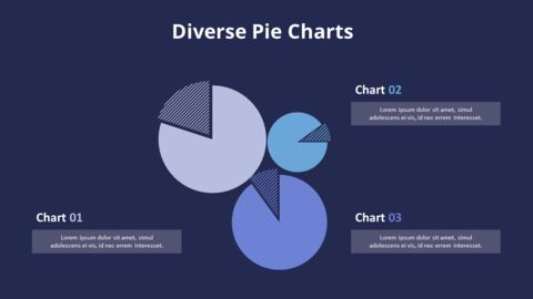 Three Pie Graphs with Explanation_13