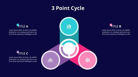 Triangle Circular Diagram_11