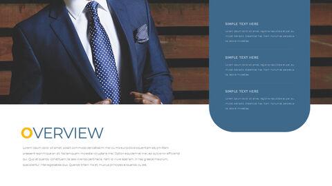 Business Theme Presentation Templates_03