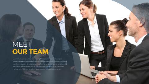 Business Theme Presentation Templates_04
