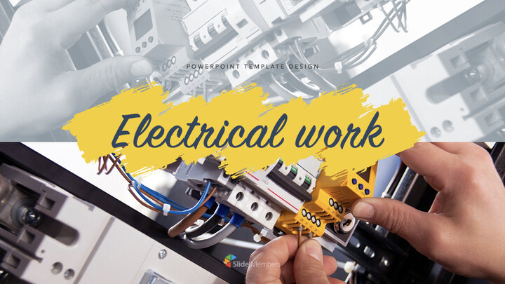 Electrical work PPT to Keynote_01