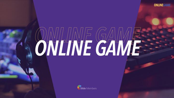 Online Game Keynote Presentation Template_01