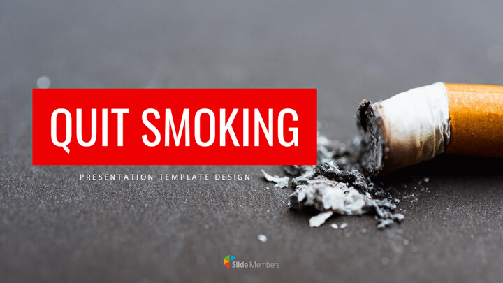 Quit Smoking Presentation PowerPoint_01
