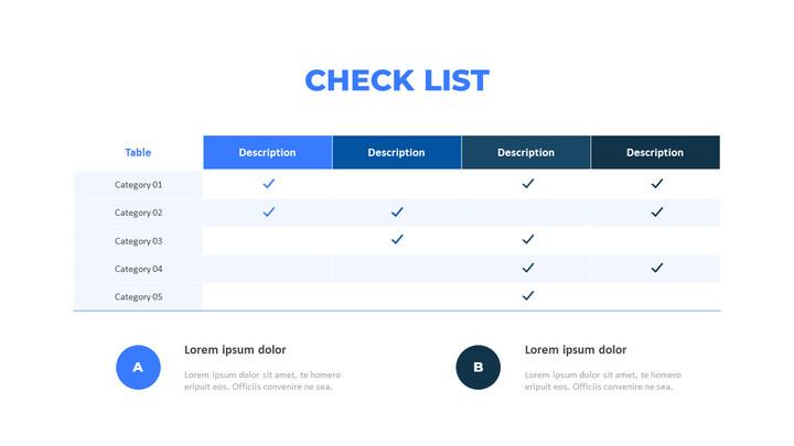 Check List_01
