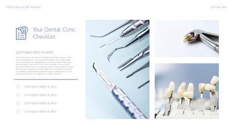 치과 진료소 심플한 파워포인트 템플릿_05