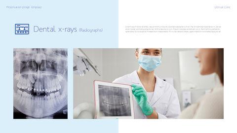 치과 진료소 심플한 파워포인트 템플릿_19