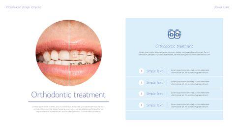 치과 진료소 심플한 파워포인트 템플릿_27