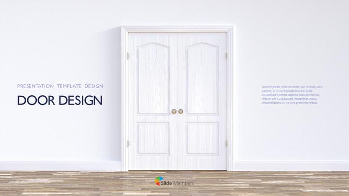 Door Design PowerPoint Proposal_01