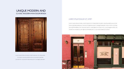 문 디자인 파워포인트 제안서_24