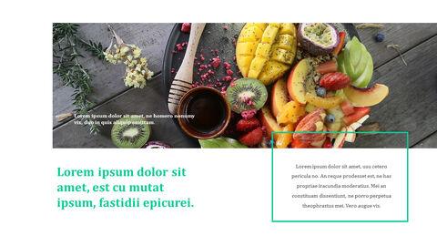 열대 과일 테마 PT 템플릿_12