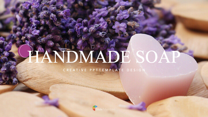 Handmade Soap Apple Keynote for Windows_01