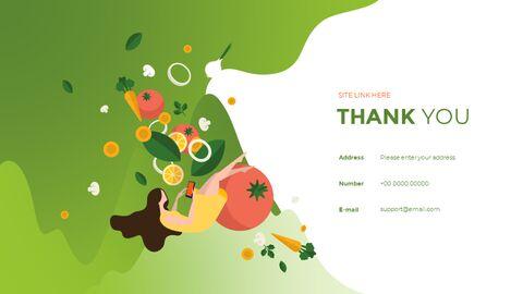 Healthy Food Order Online PowerPoint to Google Slides_13