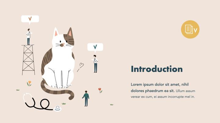 Premium Pet Care Service Keynote to PPTX_02
