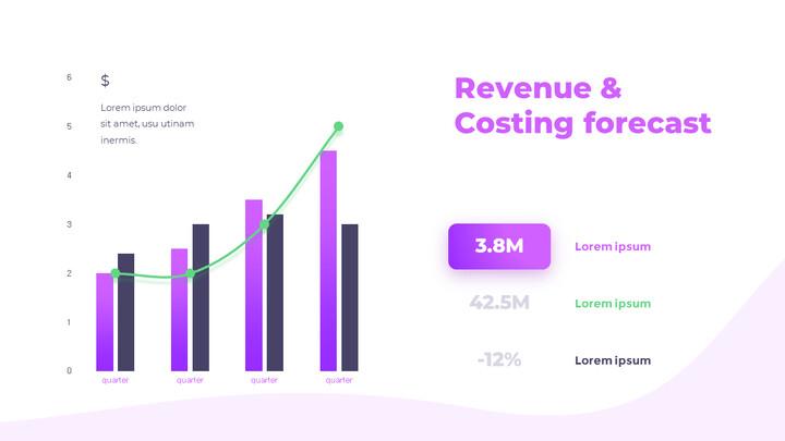 Revenue & Costing forecast_01