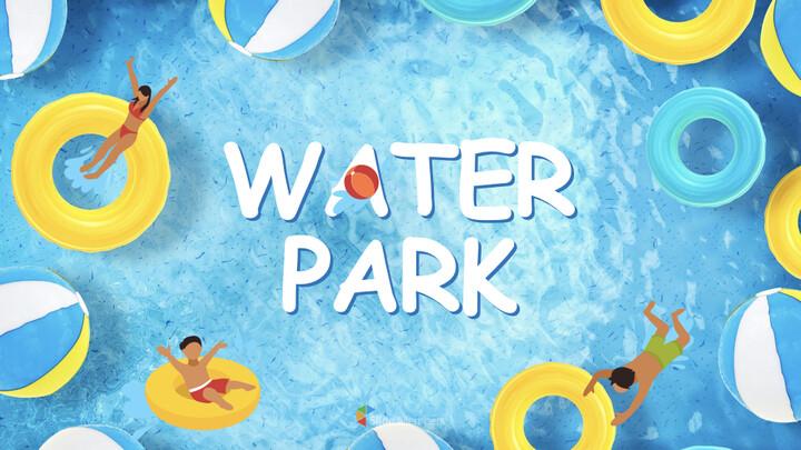 Water Park Keynote PowerPoint_01