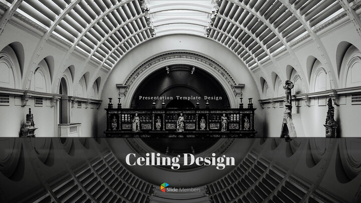 Ceiling Design Best PowerPoint Templates_01