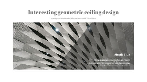 Ceiling Design Best PowerPoint Templates_04