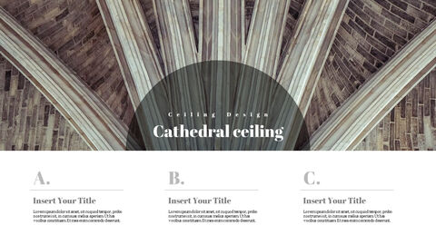Ceiling Design Best PowerPoint Templates_15
