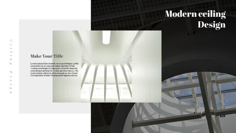 Ceiling Design Best PowerPoint Templates_22
