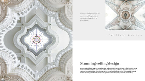 Ceiling Design Best PowerPoint Templates_26