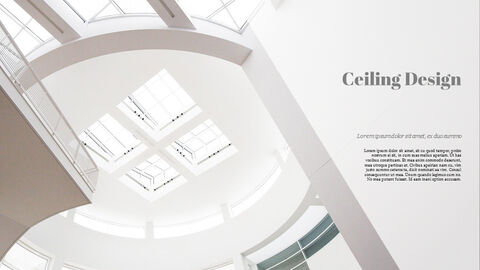 Ceiling Design Simple Google Slides_27
