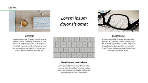노트북에 대한 사실 비즈니스 프레젠테이션 PPT_09