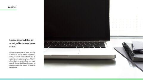 노트북에 대한 사실 비즈니스 프레젠테이션 PPT_15
