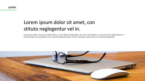 노트북에 대한 사실 비즈니스 프레젠테이션 PPT_20
