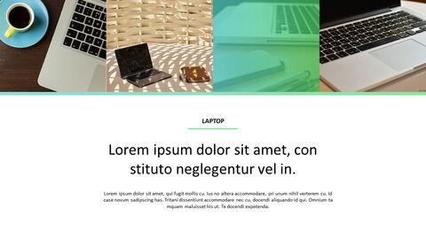 노트북에 대한 사실 비즈니스 프레젠테이션 PPT_27