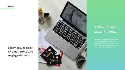 Facts about Laptop Custom Google Slides_24