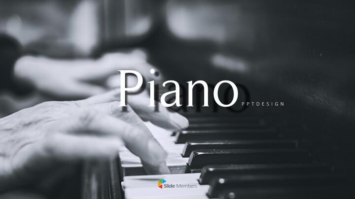 피아노 PPT 프레젠테이션 개요_01