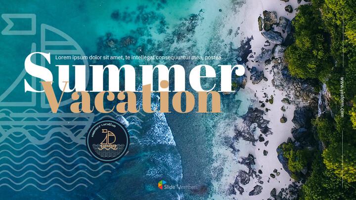 여름 바캉스 Google 파워포인트_01