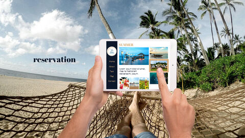 Summer Vacation Google PowerPoint_05